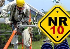 Treinamento Instalações elétricas (Nr10)